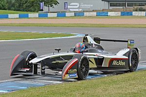 Formula E Interview Duval: No point sandbagging in testing