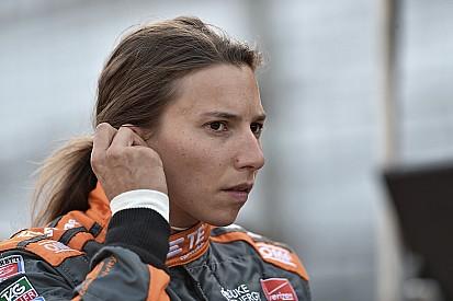 Simona de Silvestro officiellement confirmée chez Amlin Andretti