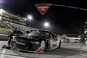 Scott Steckly poursuit sa domination en NASCAR Canadian Tire