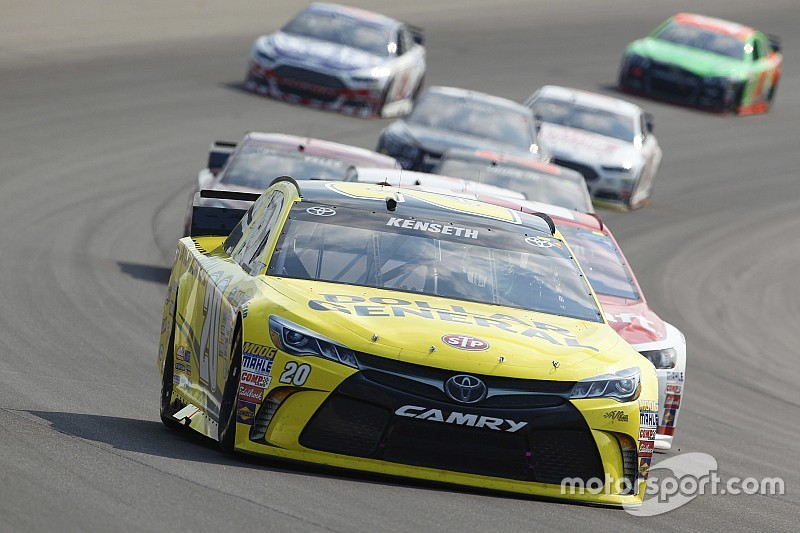 Matt Kenseth gagne en Sprint Cup au Michigan