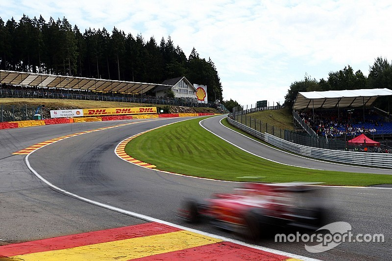 Eau Rouge exciting again, claim F1 drivers
