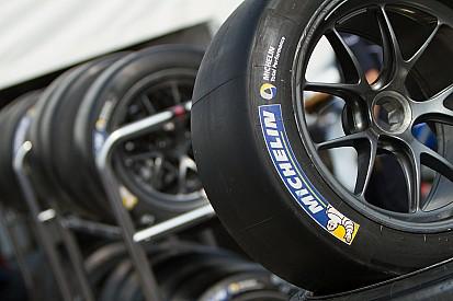 Il maltempo rovina i test Michelin di Brno