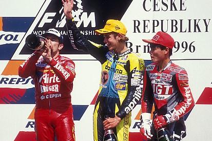 C'est arrivé un 18 août - La 1ère victoire de Valentino Rossi, face à Aspar