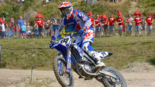 David Philippaerts rientrerà nella gara di Mantova