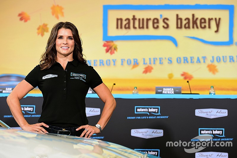 Danica Patrick's primary sponsor for 2016 revealed