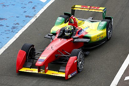 Di Grassi breaks new lap-time territory in testing