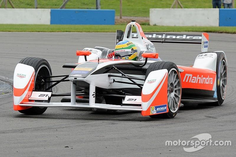 """Senna:""""É difícil julgar quem está mais rápido"""""""