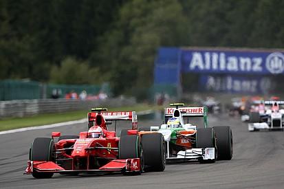Spa, 900e Grand Prix historique pour Ferrari