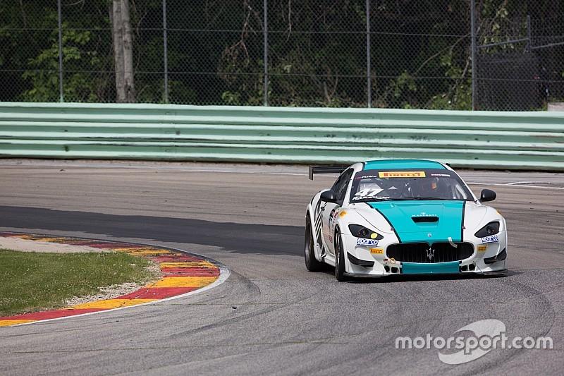 Maserati Trofeo World Series fanno tappa in Virginia