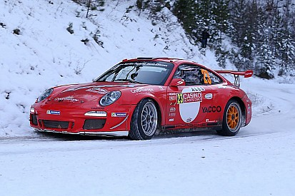 Delecour, Dumas et Porsche - Une autre idée du rallye