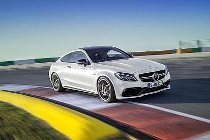 La nouvelle Mercedes-AMG C63 Coupé dévoilée