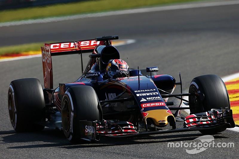 فيرشتابن يحصل على عقوبة تراجع 10 مراكز لسباق بلجيكا