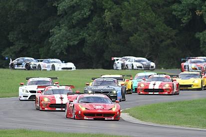 Virginia International Raceway complete IMSA weekend results