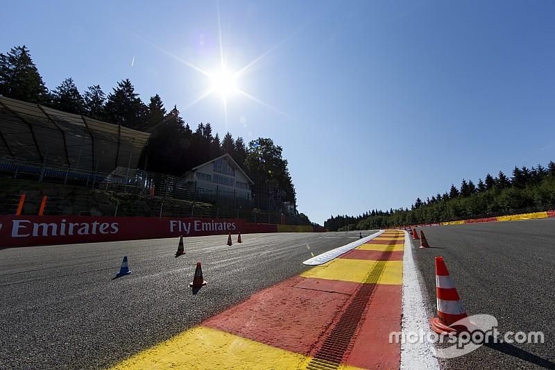 """Les pilotes GP3 déplorent des vibreurs """"très dangereux"""" à Eau Rouge"""
