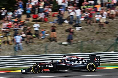 McLaren-Honda incapable de confirmer un gain de performance