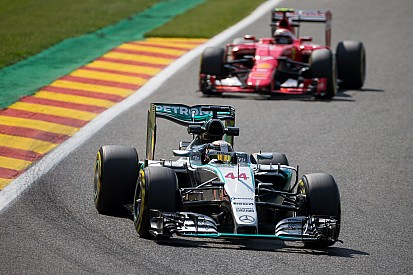 EL3 - Ferrari en seconde force derrière Mercedes; Alonso immobilisé