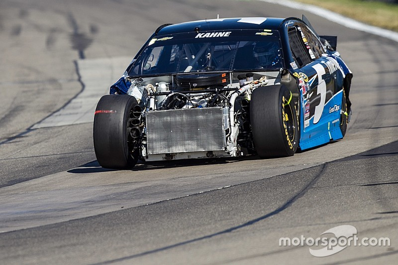 Hendrick not living up to its own lofty expectations