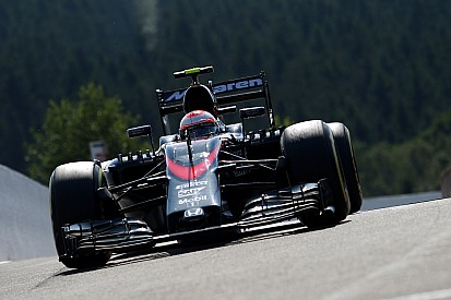 Button says he matched 2012 pole lap