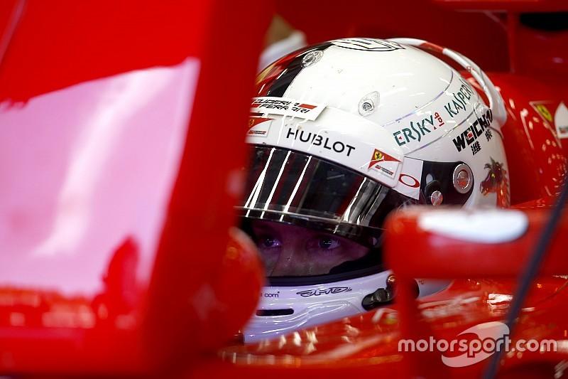 """Vettel: """"Non ho fatto un buon giro quando contava"""""""