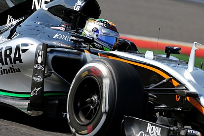 Perez targets podium from fourth on the grid