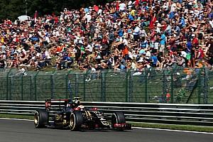 Fórmula 1 Noticias Maldonado encontró el camino en el momento justo