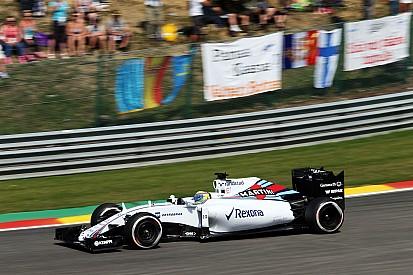 """Em 6º lugar """"frustrante"""", Massa aposta em boa largada no domingo"""
