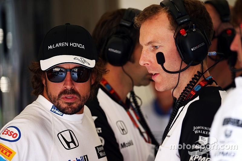 """Com punição de 105 posições, Alonso brinca: """"merecemos bolo"""""""