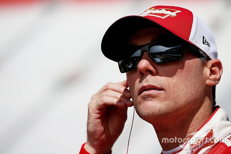 Harvick not frustrated by so many runner-up results