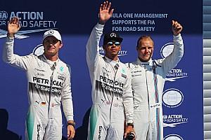 Formula 1 Results Belgian GP: Starting grid after penalties