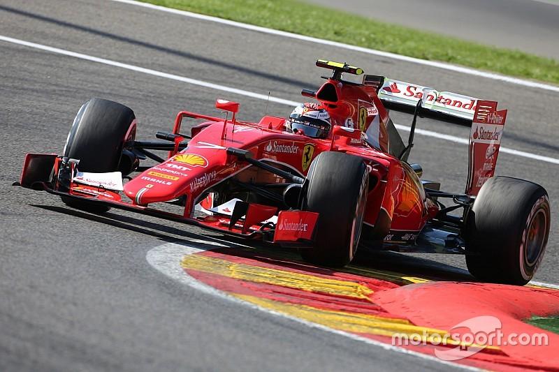 Raikkonen troca câmbio e Nasr ganha uma posição; veja grid
