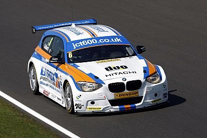 Knockhill BTCC: Collard beats Jackson to race one victory