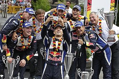 Ogier ganó en Alemania y dio un paso más hacia el título