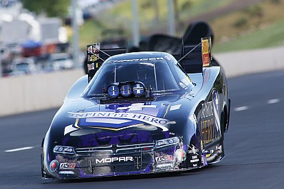 Beckman, Crampton, Gray and Hines earn No. 1 qualifying positions at Brainerd