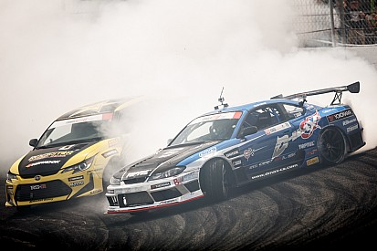 Formula Drift Round 6: Rookie Masashi Yokoi is victorious