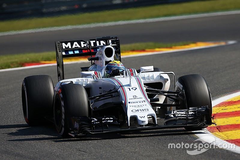 Sexto colocado em Spa, Massa supera Bottas no Mundial de Pilotos