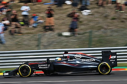 """Em 13º, Alonso garante: """"foi minha melhor corrida em Spa"""""""