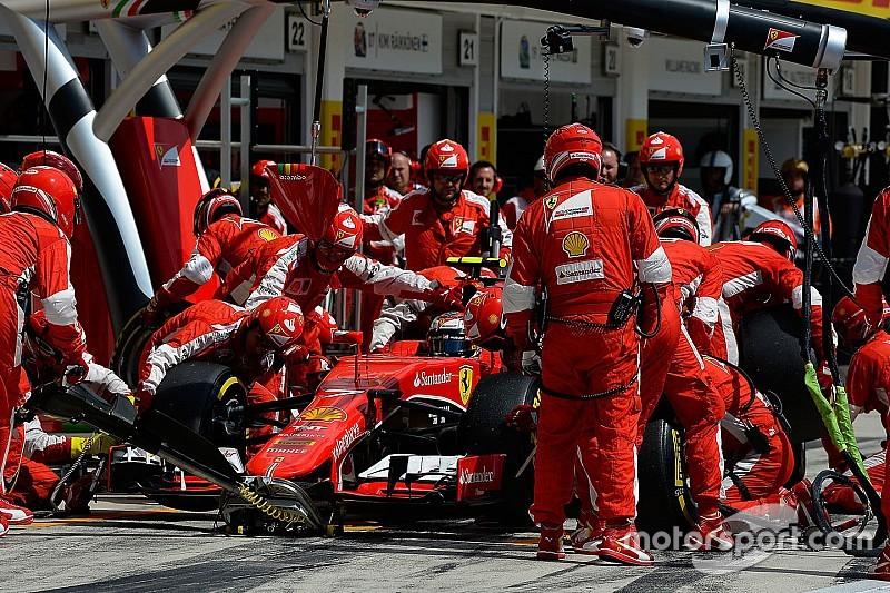 Räikkönen s'empare de la 4e place du championnat