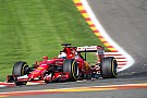 Ferrari denies it took a gamble with Vettel's tyres