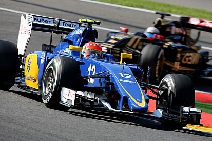 """11º em Spa, Nasr relata """"corrida difícil"""" e crê em melhora em Monza"""