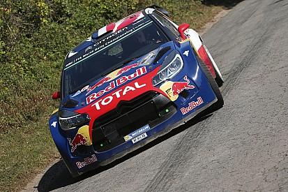 Lefebvre conquista il primo punto con la DS3 WRC