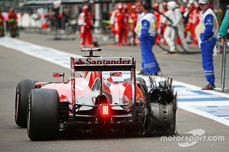 Pirelli rebate Vettel e Ferrari após reclamações por estouro em Spa