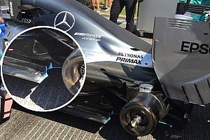 Formula 1 Breaking news Pirelli found more tyre cuts over Belgian GP weekend