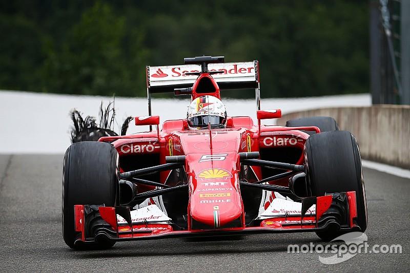 Ferrari и Pirelli вместе расследуют инцидент в Спа