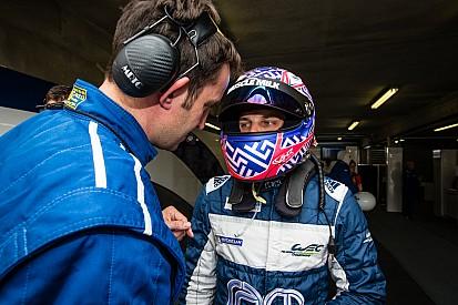 Archie Hamilton con il team Morand al Nurburgring