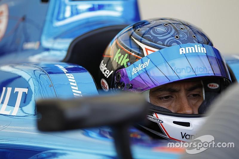 Duran joins Trulli Formula E team