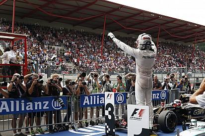 Analysis: How Mercedes escaped tyre drama while Ferrari's hopes blew