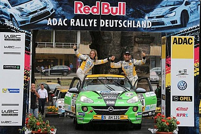Julius Tannert al Barum Rally da Campione!