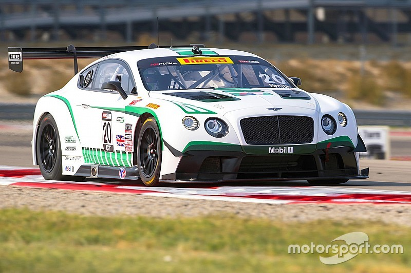 Guy Smith's podium finish highlights Bentley's Utah weekend
