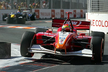 Justin Wilson: An outstanding racing career in pictures
