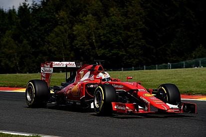 Ferrari использует жетоны перед Монцей
